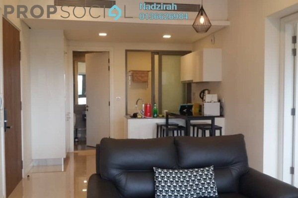 For Rent Serviced Residence at The Sentral Residences, KL Sentral Freehold Fully Furnished 2R/2B 4.5k