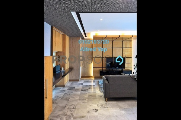 For Rent Condominium at Menara Bangsar, Bangsar Freehold Fully Furnished 3R/2B 5k