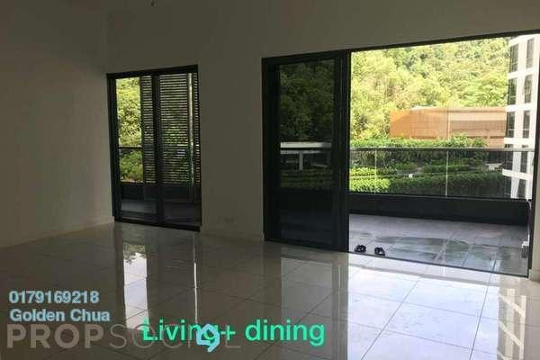 For Rent Condominium at The Veo, Melawati Freehold Semi Furnished 3R/2B 3k