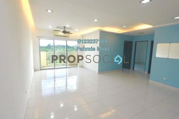 For Sale Condominium at Villa Pavilion, Seri Kembangan Freehold Semi Furnished 3R/2B 389k