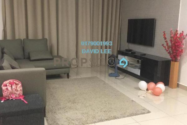 For Sale Superlink at Aman Putri, Sungai Buloh Freehold Fully Furnished 5R/4B 1m
