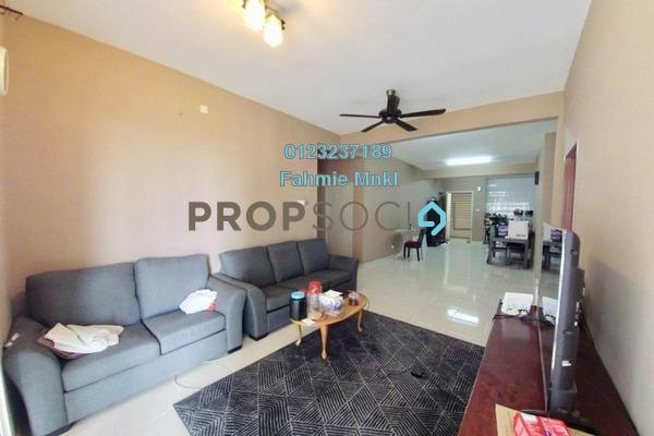 For Sale Condominium at Platinum Hill PV8, Setapak Freehold Semi Furnished 4R/2B 569k