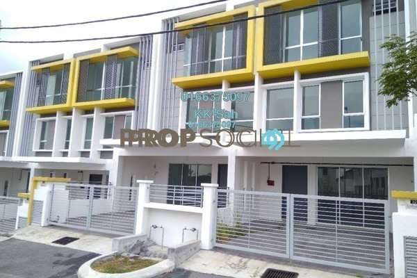For Sale Link at Taman Semenyih Mewah, Semenyih Freehold Unfurnished 4R/3B 699k