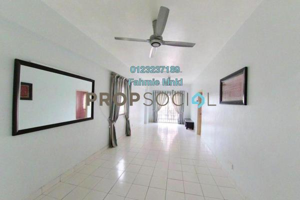 For Sale Condominium at Langat Jaya, Batu 9 Cheras Freehold Semi Furnished 2R/2B 260k