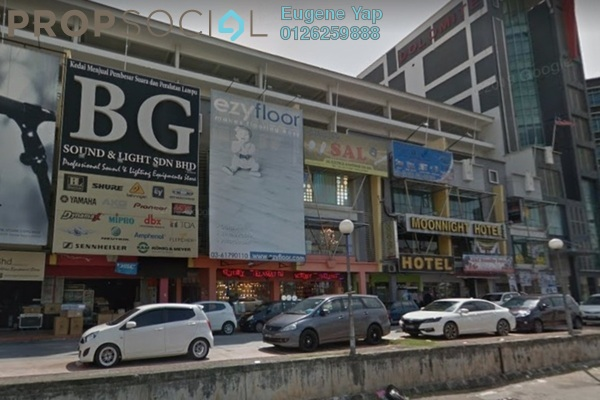 For Sale Shop at Dolomite Park Avenue, Batu Caves Freehold Semi Furnished 0R/0B 2.8m