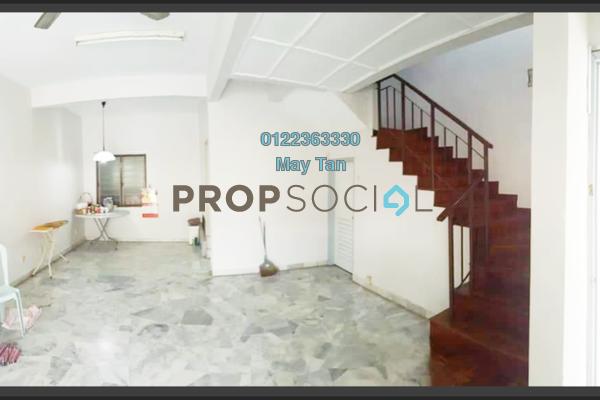 For Sale Terrace at USJ 13, UEP Subang Jaya Freehold Semi Furnished 4R/3B 610k