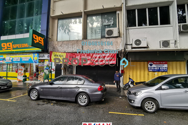For Sale Shop at Taman Seputeh, Seputeh Freehold Unfurnished 0R/0B 3.75m