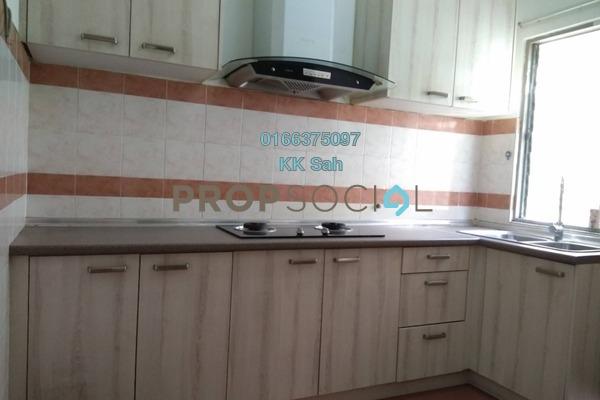 For Sale Terrace at Saujana Impian, Kajang Freehold Semi Furnished 4R/3B 429k