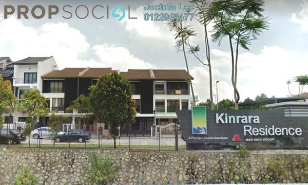 For Sale Superlink at Kinrara Residence, Bandar Kinrara Freehold Unfurnished 6R/5B 810k
