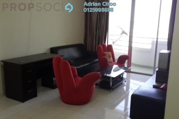 For Sale Condominium at N-Park, Batu Uban Freehold Semi Furnished 3R/2B 310k