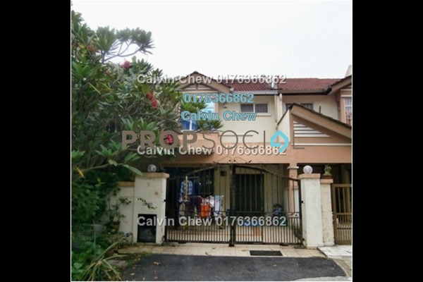 For Sale Terrace at Taman Ukay Bistari, Ukay Freehold Unfurnished 4R/3B 495k