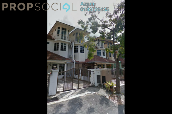 For Rent Terrace at Taman Bukit Utama, Bukit Antarabangsa Freehold Semi Furnished 4R/3B 1.35k