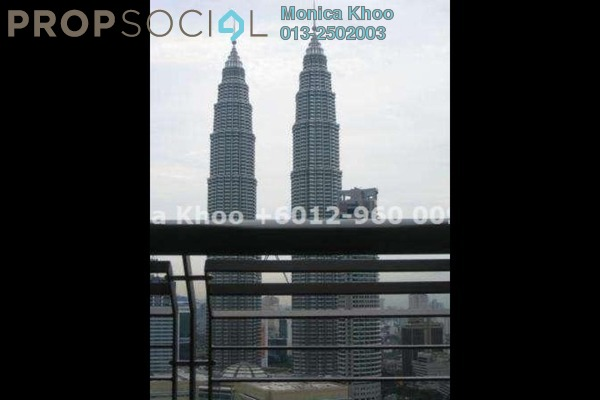 For Sale Condominium at The Binjai On The Park, KLCC Freehold Semi Furnished 3R/5B 5.5m