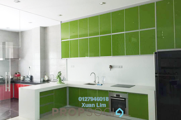 For Sale Superlink at Taman Bukit Serdang, Seri Kembangan Freehold Semi Furnished 5R/5B 1.45m