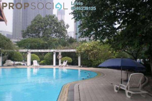 For Rent Condominium at 1A Stonor, KLCC Freehold Fully Furnished 2R/3B 4k