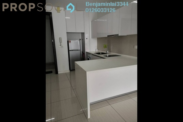 For Rent Serviced Residence at The Elements, Ampang Hilir Freehold Semi Furnished 1R/1B 1.55k