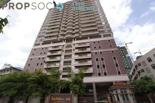 For Rent Condominium at Casa Mutiara, Pudu Freehold Fully Furnished 1R/1B 1.5k