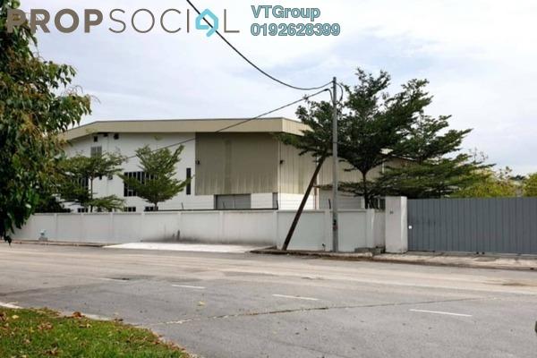 For Rent Factory at Bandar Rinching, Semenyih Freehold Unfurnished 1R/4B 12k