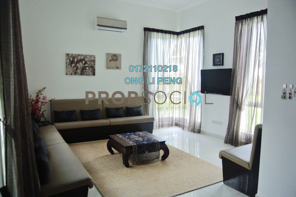 For Sale Bungalow at Setia Eco Park, Setia Alam Freehold Unfurnished 5R/6B 2.3m