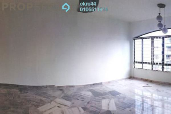 For Rent Apartment at Delima J Apartment, Desa Pandan Freehold Semi Furnished 3R/2B 1.3k