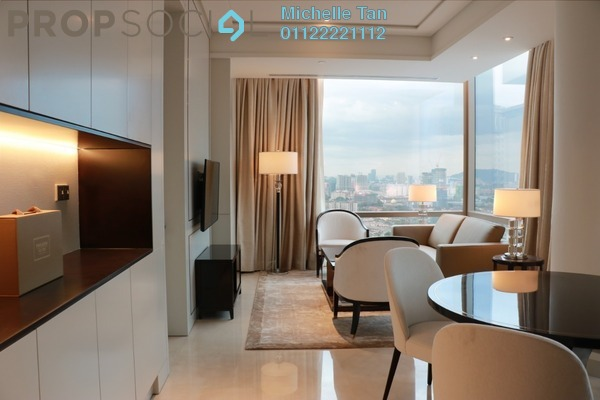 For Rent Serviced Residence at Pavilion Suites, Bukit Bintang Freehold Fully Furnished 1R/1B 5.6k