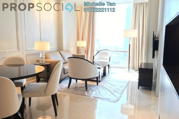 For Rent Serviced Residence at Pavilion Suites, Bukit Bintang Freehold Fully Furnished 1R/1B 5.5k