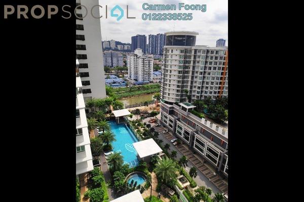 For Rent Condominium at Tiara Mutiara 2, Old Klang Road Freehold Semi Furnished 1R/1B 600translationmissing:en.pricing.unit