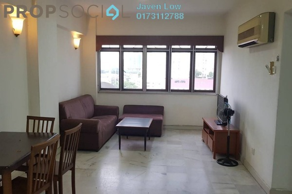 For Rent Condominium at One Ampang Avenue, Ampang Freehold Fully Furnished 3R/2B 1.7k