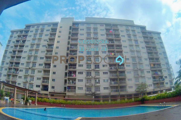 For Sale Apartment at Cahaya Permai, Bandar Putra Permai Leasehold Unfurnished 3R/2B 300k