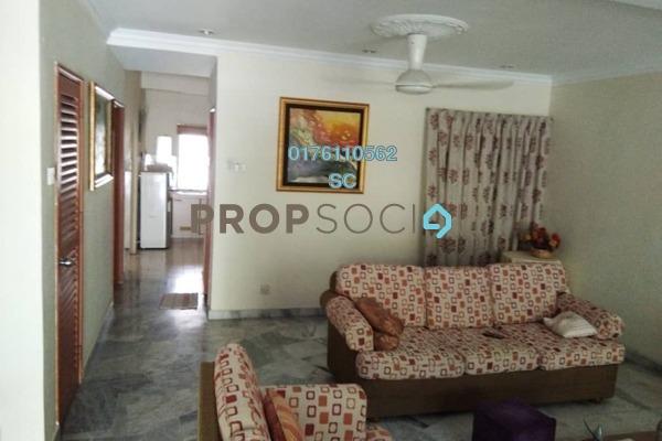 For Sale Terrace at USJ 4, UEP Subang Jaya Freehold Semi Furnished 4R/3B 900k