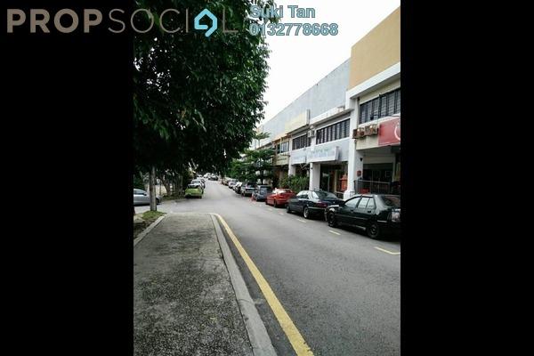 For Rent Shop at Taman Jinjang Baru, Jinjang Freehold Unfurnished 0R/0B 3k