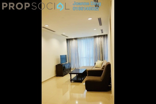 For Sale Condominium at Binjai 8, KLCC Freehold Fully Furnished 1R/1B 800k