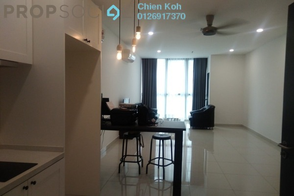 For Sale SoHo/Studio at Atria, Damansara Jaya Freehold Semi Furnished 1R/1B 480k