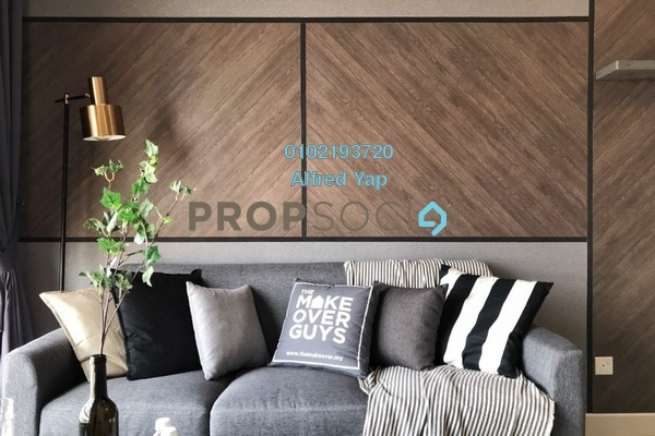 For Rent Condominium at Sfera Residency, Bandar Putra Permai Freehold Fully Furnished 3R/2B 2.3k