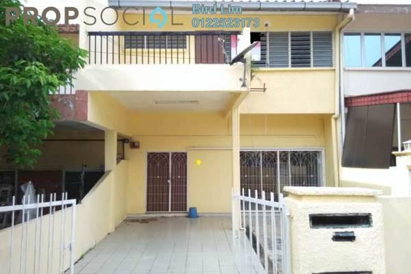 For Sale Terrace at Taman Cuepacs, Batu 9 Cheras Freehold Unfurnished 4R/3B 548k