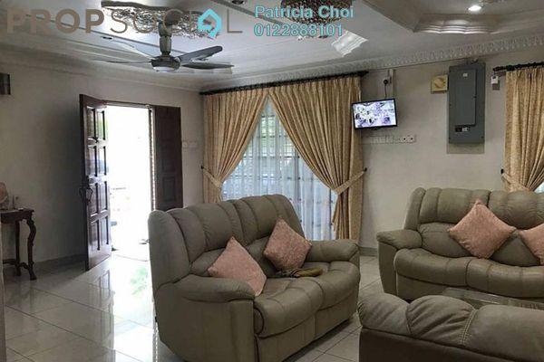 For Rent Semi-Detached at SS5, Kelana Jaya Freehold Semi Furnished 4R/3B 8k