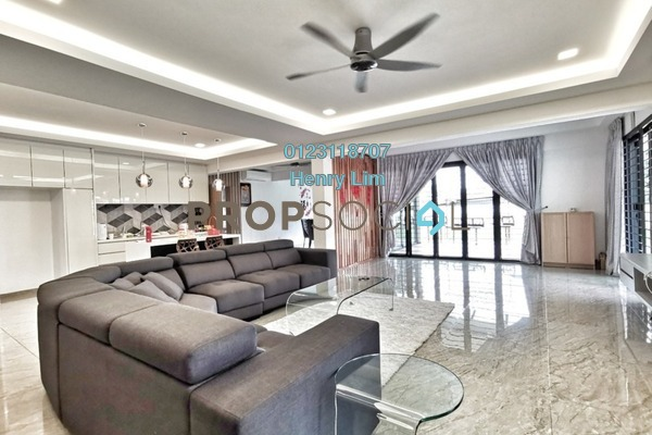 For Sale Bungalow at SS2, Petaling Jaya Freehold Semi Furnished 10R/10B 4m
