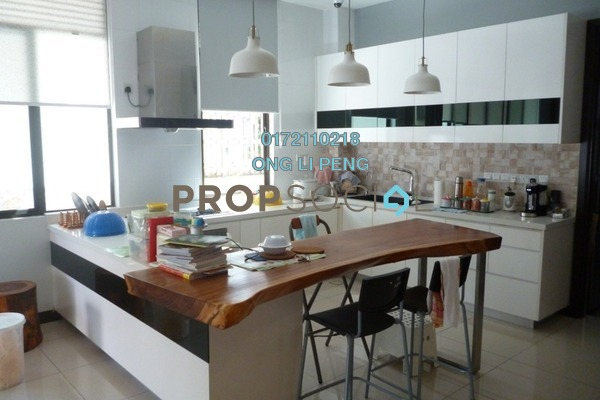 For Sale Bungalow at Setia Eco Park, Setia Alam Freehold Semi Furnished 5R/7B 3.4m