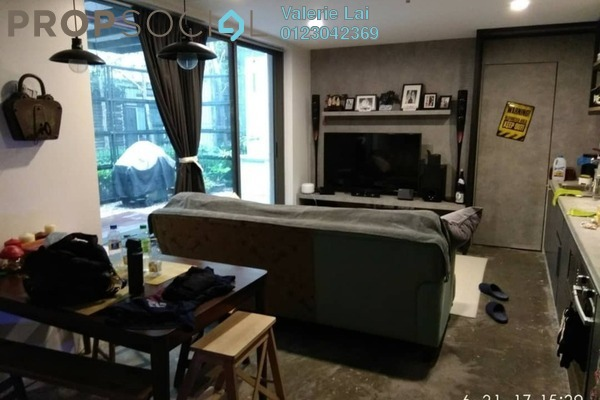 For Sale Duplex at Centrio, Pantai Freehold Fully Furnished 1R/2B 900k