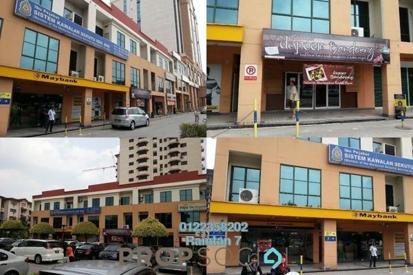 For Sale Shop at Kelana Parkview, Kelana Jaya Freehold Unfurnished 0R/16B 11m