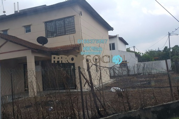 For Sale Terrace at Section 5, Bandar Mahkota Cheras Freehold Unfurnished 4R/3B 780k