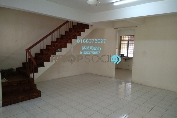 For Rent Terrace at Section 2, Bandar Mahkota Cheras Freehold Semi Furnished 4R/3B 1.3k