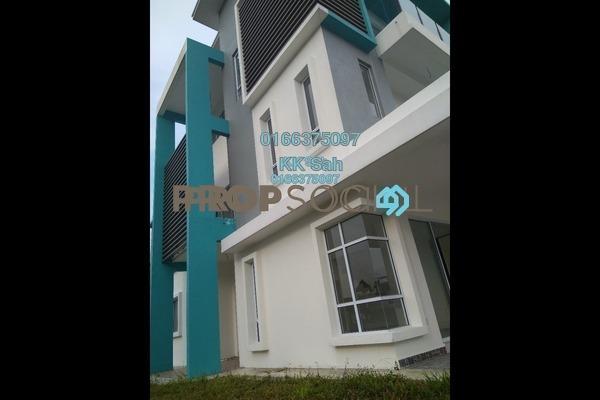 For Sale Superlink at Taman Kajang Sentral, Kajang Freehold Unfurnished 5R/5B 665k