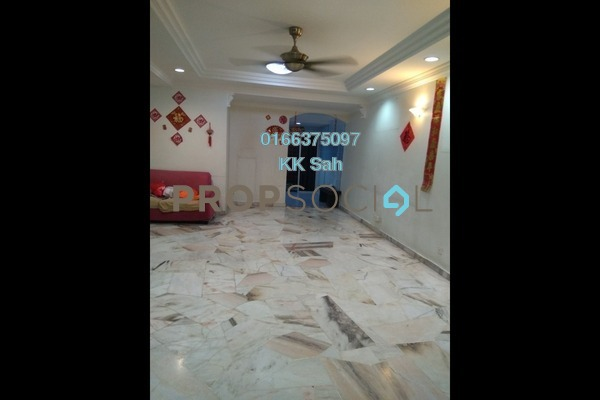 For Rent Terrace at Taman Bukit Mewah, Kajang Freehold Fully Furnished 4R/3B 1.4k
