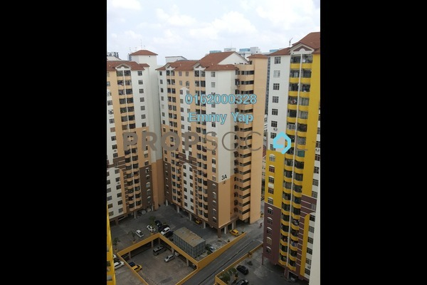 For Sale Apartment at Lagoon Perdana, Bandar Sunway Freehold Unfurnished 3R/2B 220k