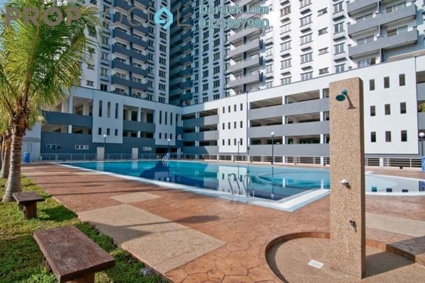 For Sale Condominium at Kinrara Mas, Bukit Jalil Freehold Semi Furnished 3R/2B 310k