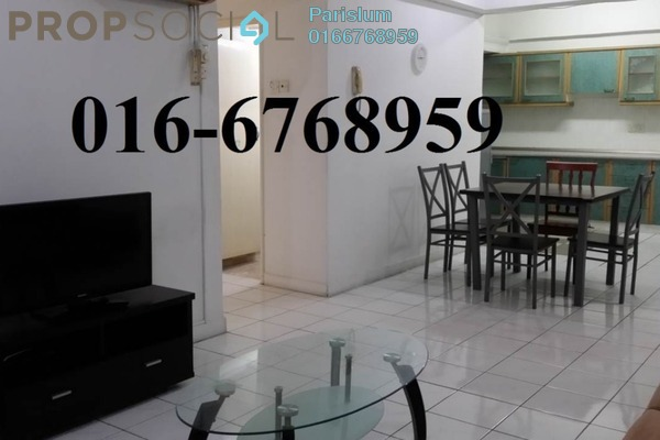 For Rent Condominium at One Ampang Avenue, Ampang Freehold Fully Furnished 3R/2B 1.6k