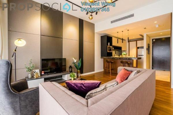 For Sale Serviced Residence at Anggun Residences, Dang Wangi Freehold Fully Furnished 1R/1B 1.38m