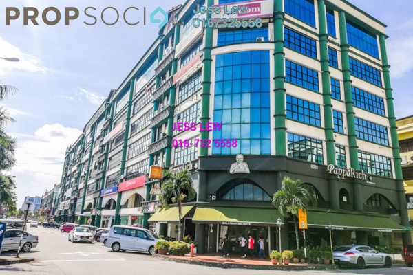 For Sale Shop at One South, Seri Kembangan Freehold Semi Furnished 4R/8B 3.28m