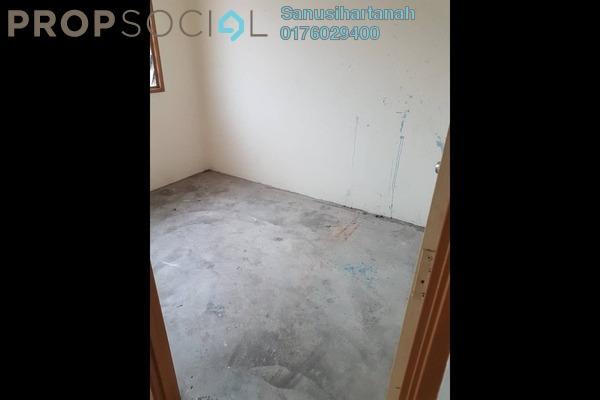 For Sale Apartment at Alam Perdana, Kuala Selangor Freehold Unfurnished 3R/2B 70k